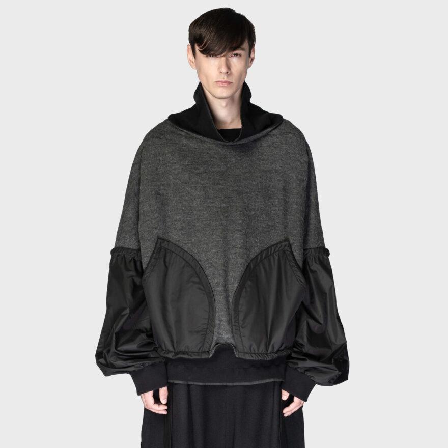 SOSNOVSKA Disappeared Hand Sweater