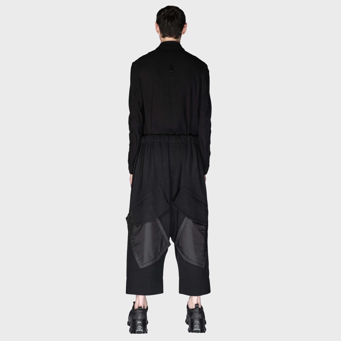 SOSNOVSKA Hanging Shortened Pants