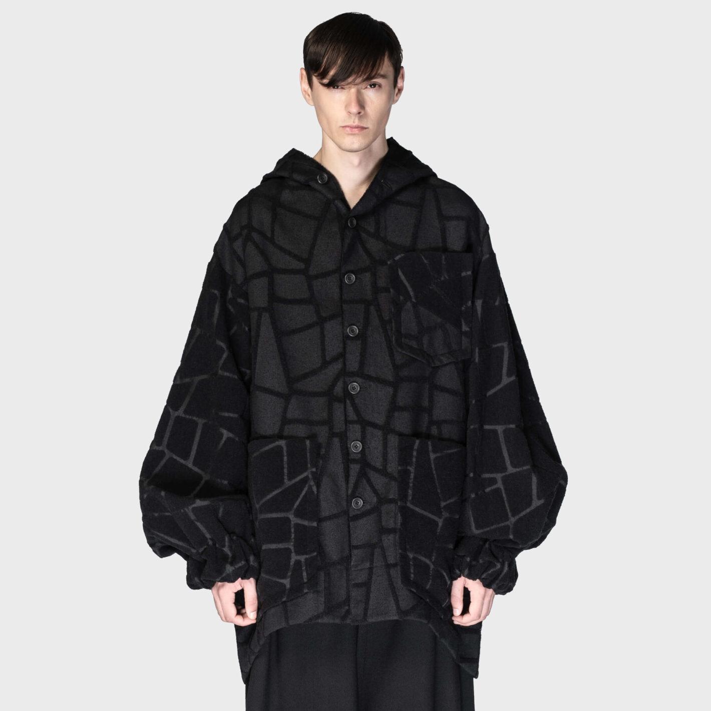 SOSNOVSKA Tangled Lined Jacket