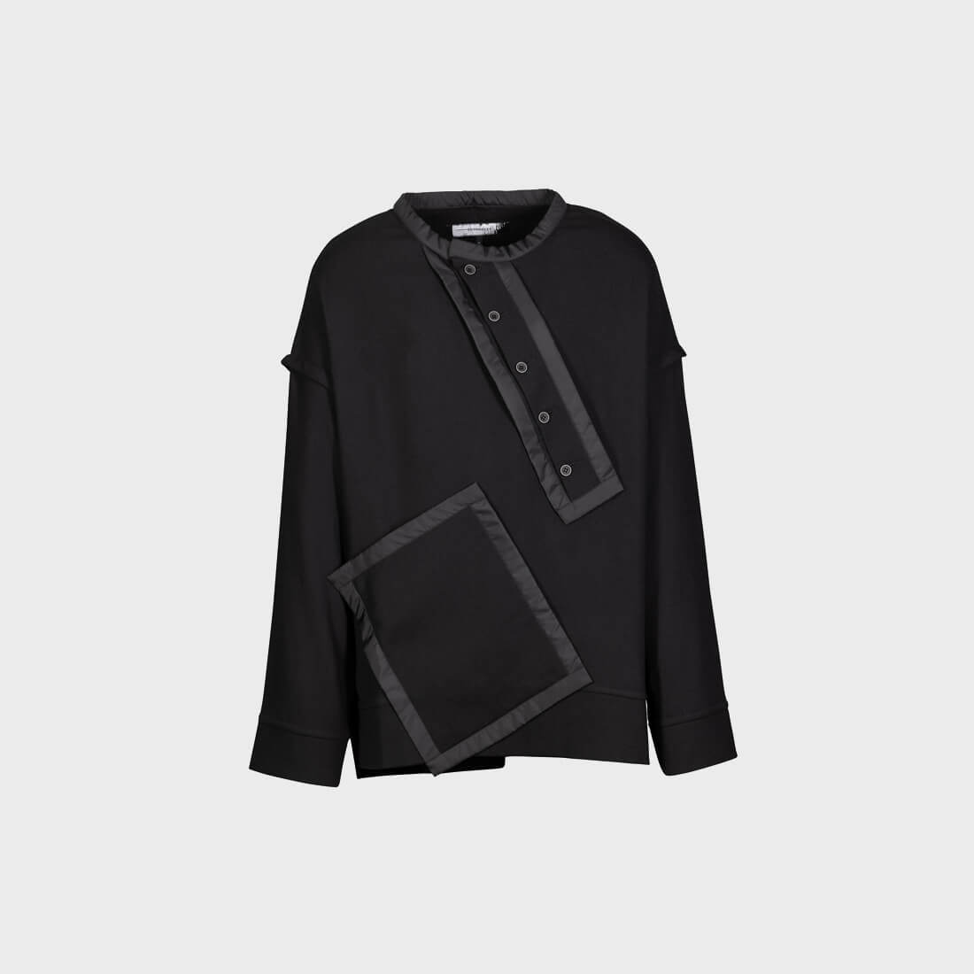 SOSNOVSKA Collapsed Plank Sweatshirt