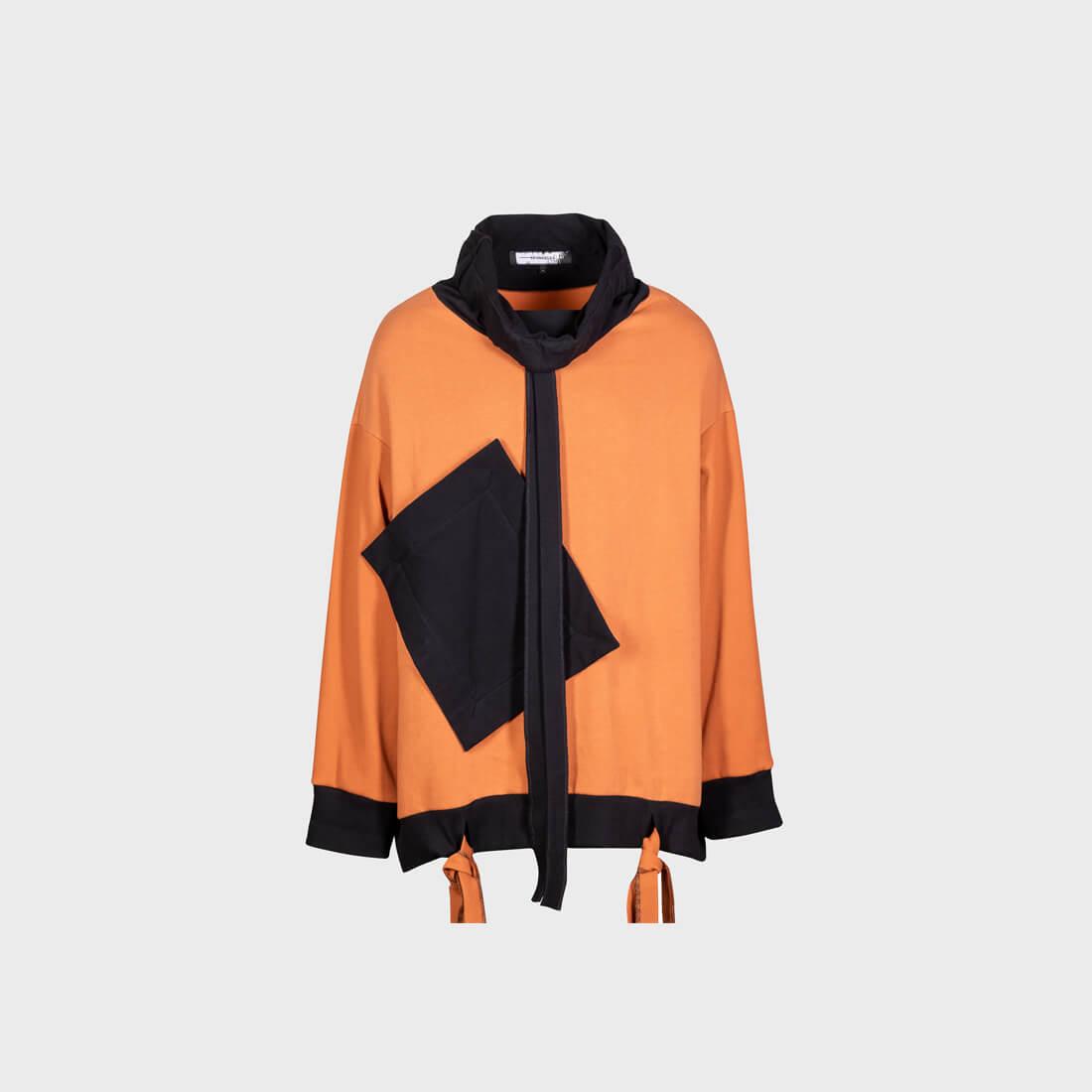SOSNOVSKA Shifted Pocket Sweater